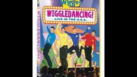 The Wiggles- Wiggledancing! Live in the USA (2006)