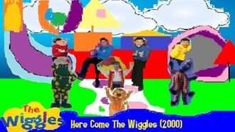 The Wiggles - Here Come The Wiggles - 2000