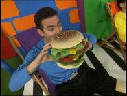 AnthonyEatingHamburger