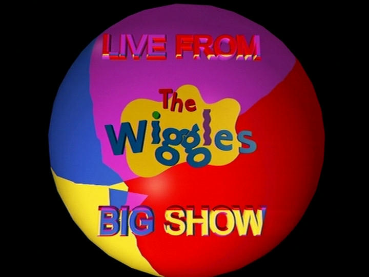 The Wiggles Muscleman Murray