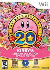 Kirby dream collection
