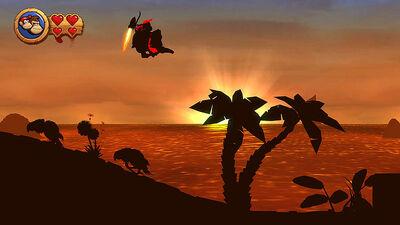 800px-DKCR sunset shore-1-