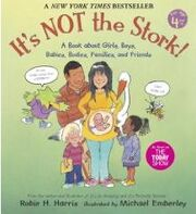Not the stork book
