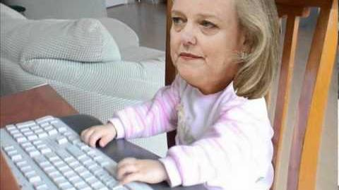 Meg Whitman Uses the Internet