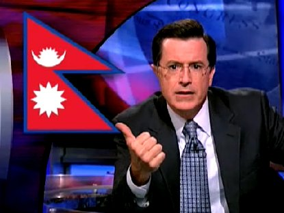 File:ColbertNepalFlag.jpg