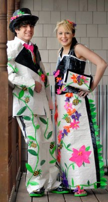 DuctTapePromOutfits