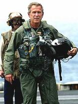 Bush flightsuit2