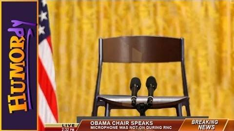 Obama Chair Responds to Clint Eastwood's Speech at RNC