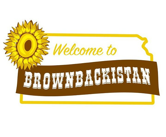Welcome to brownbackistan