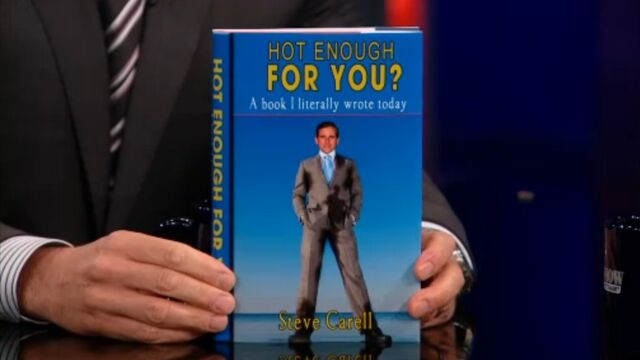 File:Hot enough for you by steve carell.jpg