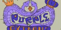 The Purple Pythons