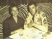 Al and his wife kay