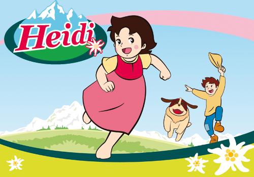 Heidi wiki series japonesas fandom powered by wikia