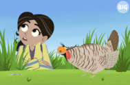 Prarrie Chicked-Wild Kratts