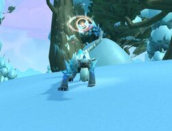 Icespiked Preditor