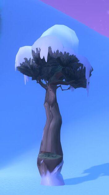 Whitevale Tree