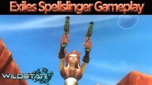 WildStar - Level 1-3 Spellslinger Gameplay Episode 1