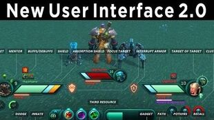 New User Interface 2
