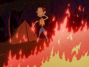 Eliza on Fire
