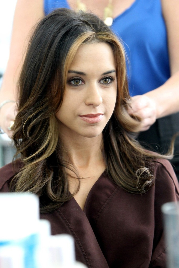 Lacey Chabert was the ...