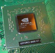 6600GT GPU