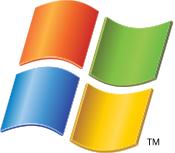 2001-2011 Windows logo