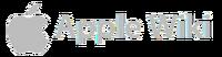 Apple Wiki logo