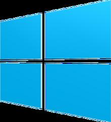 Windows logo - 2012
