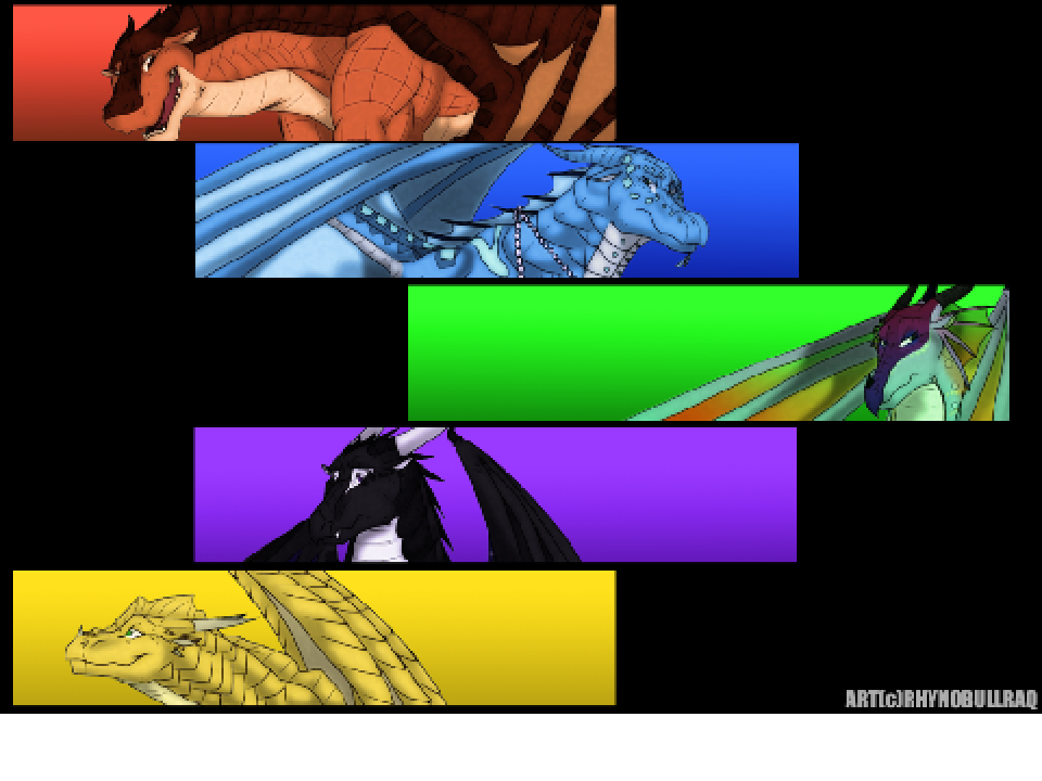Image - The dragonets of destiny.png Wings of Fire Wiki Fandom ...