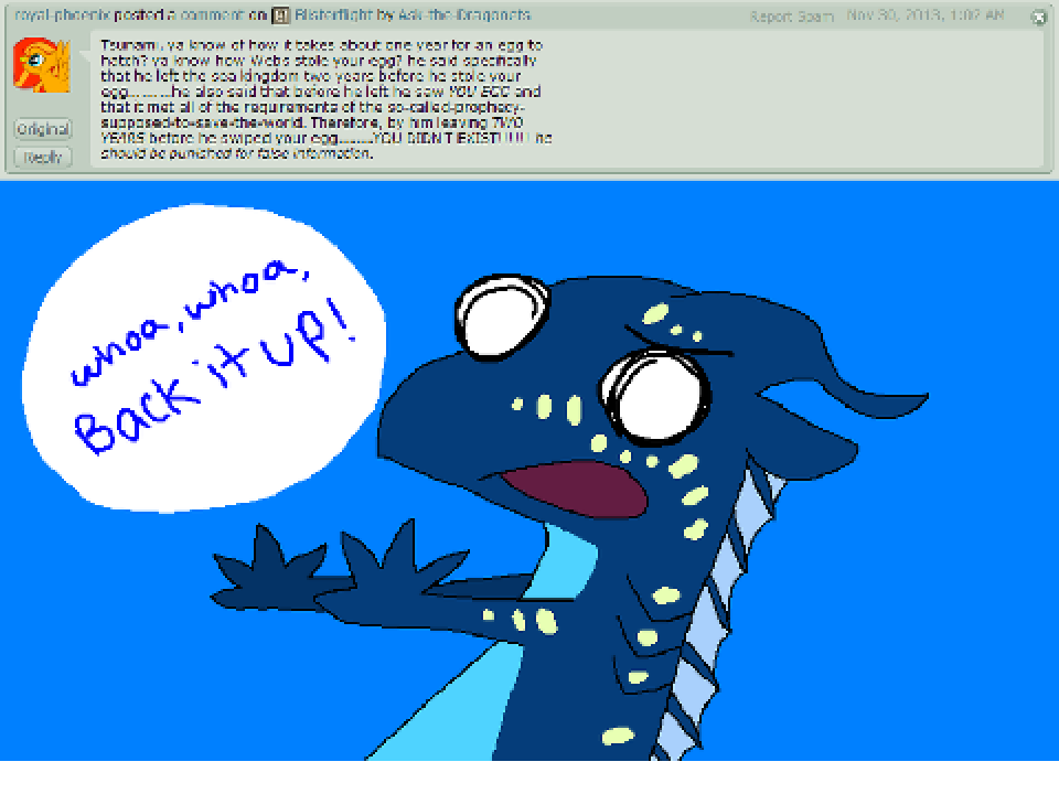 Image - Blasphemous lies by ask the dragonets-d6zipom.png Wings of ...
