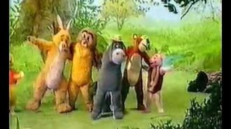 Welcome to Pooh Corner - Promo 90's Disney Channel Middle East