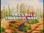 Owlswellthatendswell