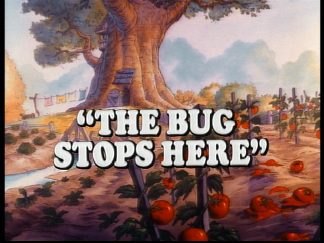 The Bug Stops Here