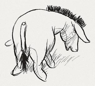 Image result for eeyore