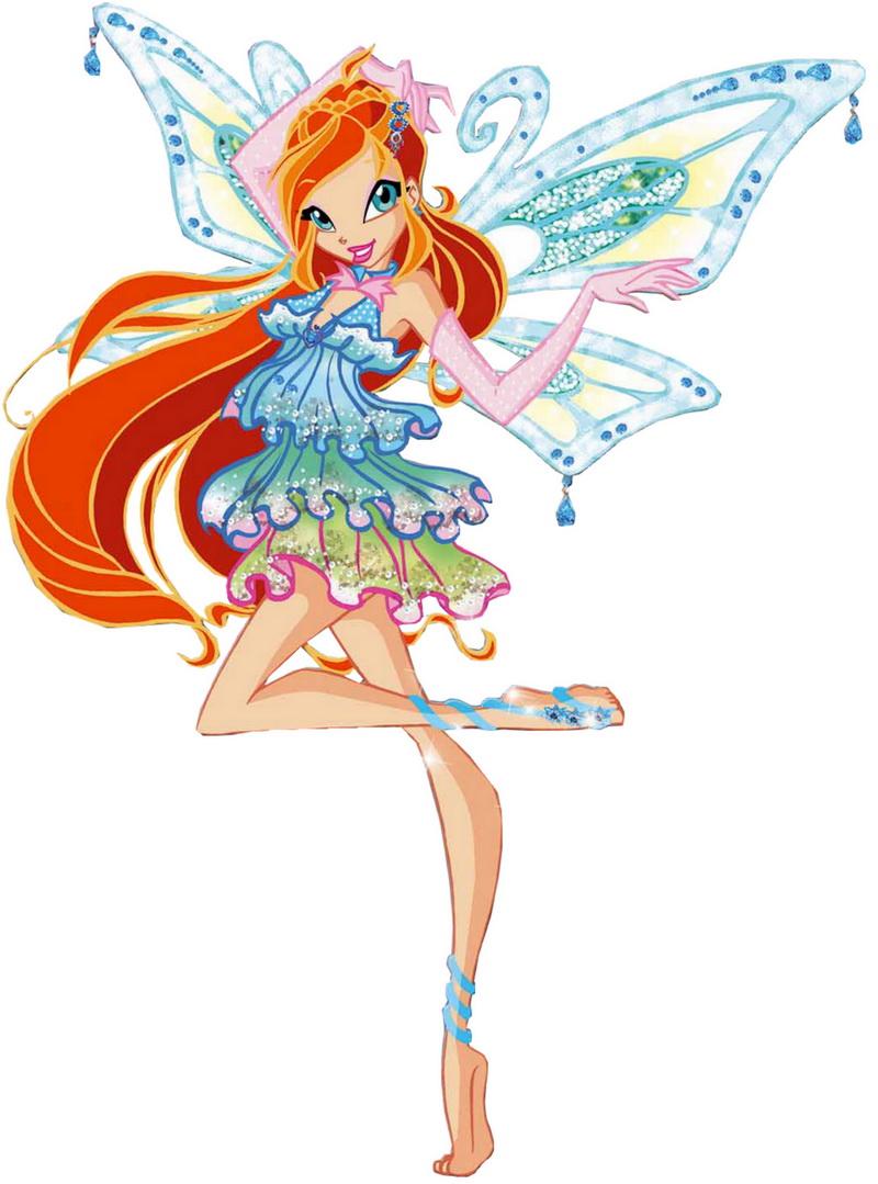 Image bloom enchantix stock art winx club wiki - Winx club bloom enchantix ...