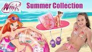 Winx Club - È arrivata la Winx Summer Collection 2016! (SPOT TV)