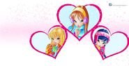 Winx Club Facebook Banner (Winter S6)