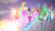 Winx (along with daphne) convergence 2