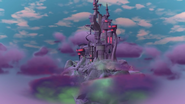 Cloud tower flying