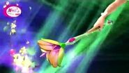 Winx Club - Secret Video - Mythix Flora