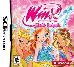 Winx Club Mission enchantix