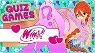 Winx Club - Quiz Games - Bloom!
