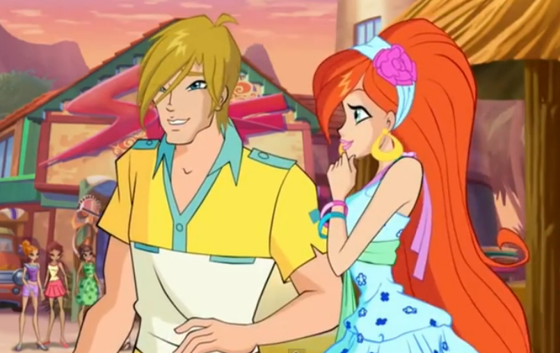 Love At First Sight Chapter 1: Meeting You, A Winx Club