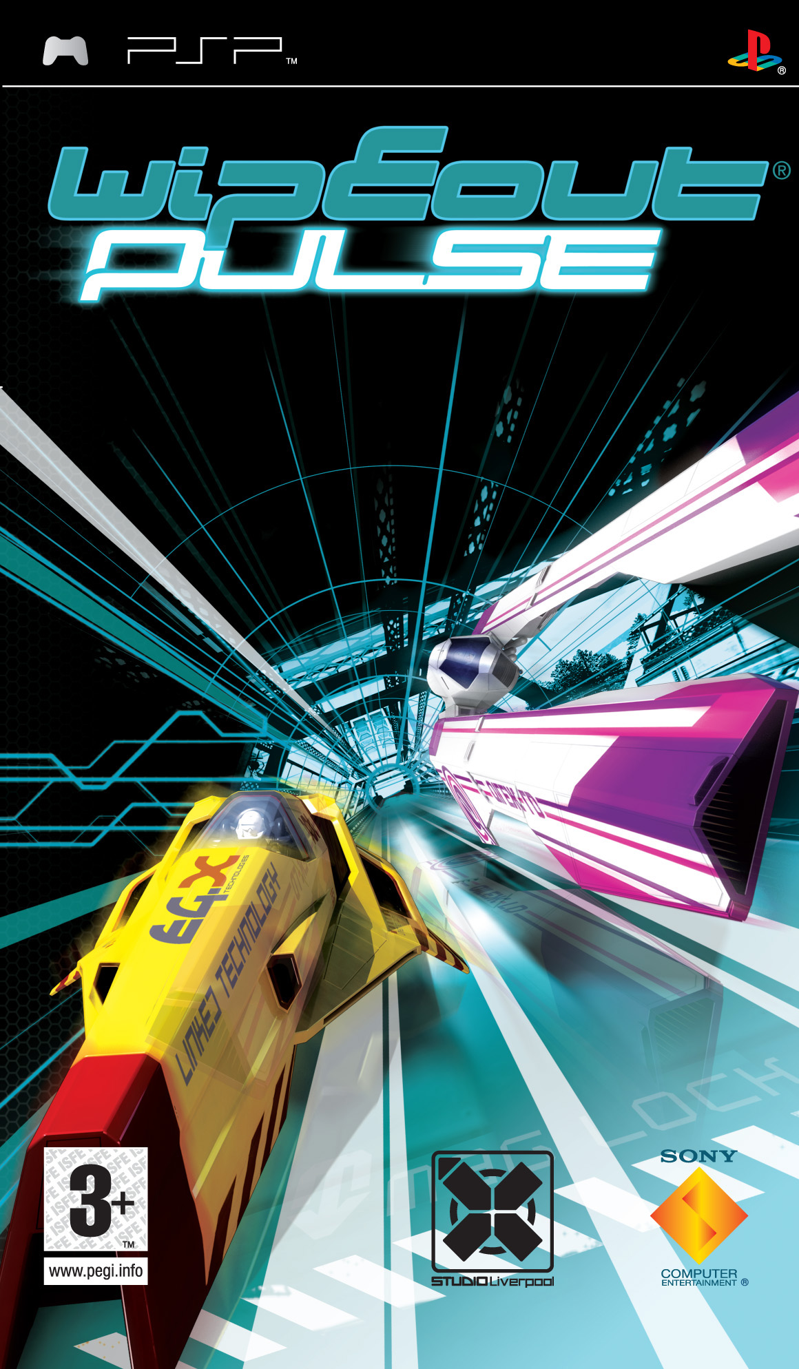 Wipeout Pulse | Wipeout Central | Fandom powered by Wikia
