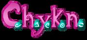 C h y k n logo by galistar07water-d4iwxf7