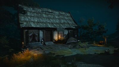 Witcher 3 Isolated Shack (2)