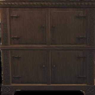 wardrobe, 4 doors