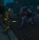 Tw3 fighting Fleder