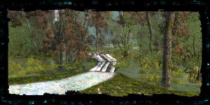 Places Nonhuman camp entrance