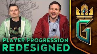 GWENT THE WITCHER CARD GAME Player Progression Redesigned